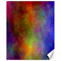 Plasma 9 Canvas 16  X 20  (unframed)