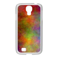 Plasma 9 Samsung Galaxy S4 I9500/ I9505 Case (white)