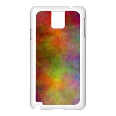 Plasma 9 Samsung Galaxy Note 3 N9005 Case (White)