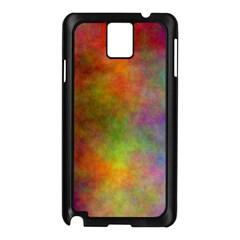 Plasma 9 Samsung Galaxy Note 3 N9005 Case (Black)