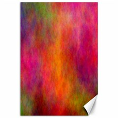Plasma 10 Canvas 12  X 18  (unframed)