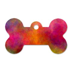 Plasma 10 Dog Tag Bone (one Sided)