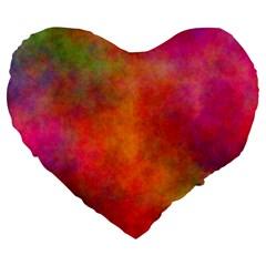 Plasma 10 19  Premium Heart Shape Cushion