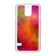 Plasma 10 Samsung Galaxy S5 Case (White)