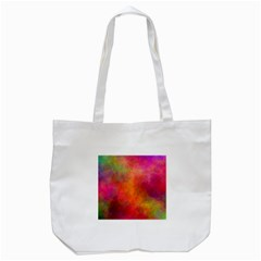Plasma 10 Tote Bag (white)
