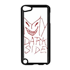 My Dark Side Typographic Design Apple iPod Touch 5 Case (Black)