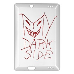 My Dark Side Typographic Design Kindle Fire HD (2013) Hardshell Case