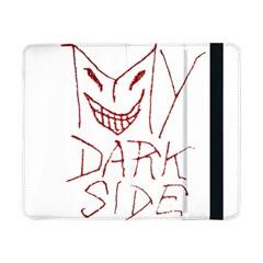 My Dark Side Typographic Design Samsung Galaxy Tab Pro 8.4  Flip Case
