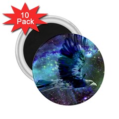 Catch A Falling Star 2 25  Button Magnet (10 Pack)