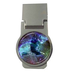 Catch A Falling Star Money Clip (round)