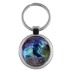 Catch A Falling Star Key Chain (round)