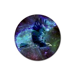 Catch A Falling Star Drink Coaster (round)