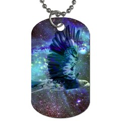Catch A Falling Star Dog Tag (One Sided)