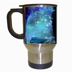 Catch A Falling Star Travel Mug (White)