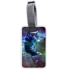 Catch A Falling Star Luggage Tag (two Sides)