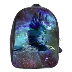 Catch A Falling Star School Bag (xl)