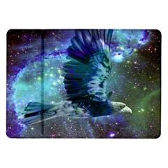 Catch A Falling Star Samsung Galaxy Tab 10.1  P7500 Flip Case