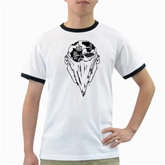 7 Gates Graffix Men s Ringer T-shirt