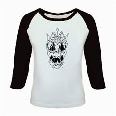 7 Gates Graffix Kids Long Cap Sleeve T-Shirt