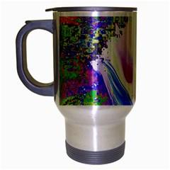 Splash1 Travel Mug (silver Gray)