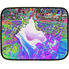 Splash1 Mini Fleece Blanket (Two Sided)