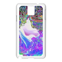 Splash1 Samsung Galaxy Note 3 N9005 Case (White)