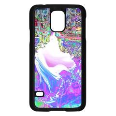 Splash1 Samsung Galaxy S5 Case (Black)