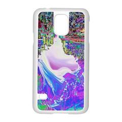 Splash1 Samsung Galaxy S5 Case (White)