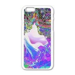 Splash1 Apple iPhone 6 White Enamel Case