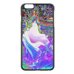Splash1 Apple Iphone 6 Plus Black Enamel Case