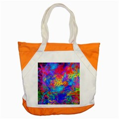 Colour Chaos  Accent Tote Bag