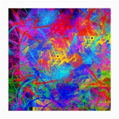 Colour Chaos  Glasses Cloth (Medium, Two Sided)