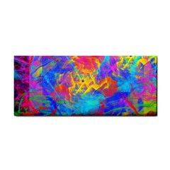 Colour Chaos  Hand Towel