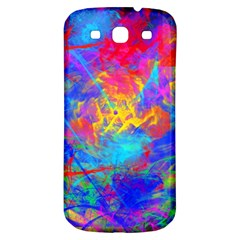 Colour Chaos  Samsung Galaxy S3 S Iii Classic Hardshell Back Case