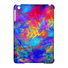Colour Chaos  Apple iPad Mini Hardshell Case (Compatible with Smart Cover)