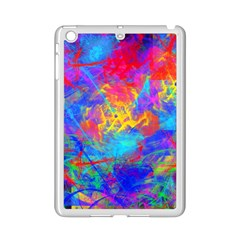Colour Chaos  Apple iPad Mini 2 Case (White)