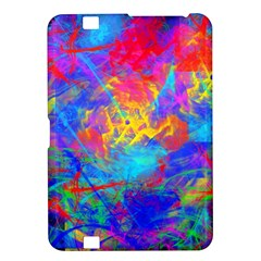 Colour Chaos  Kindle Fire Hd 8 9  Hardshell Case