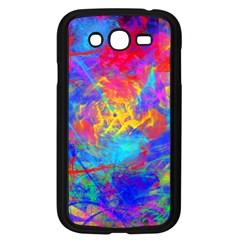 Colour Chaos  Samsung Galaxy Grand Duos I9082 Case (black)