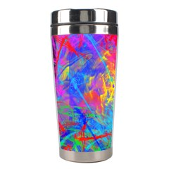 Colour Chaos  Stainless Steel Travel Tumbler