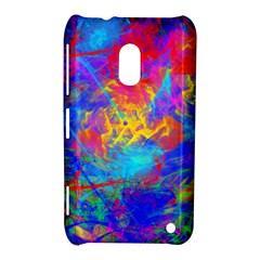 Colour Chaos  Nokia Lumia 620 Hardshell Case