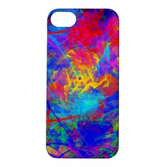 Colour Chaos  Apple iPhone 5S Hardshell Case