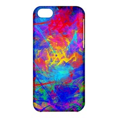 Colour Chaos  Apple iPhone 5C Hardshell Case