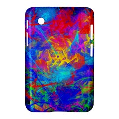 Colour Chaos  Samsung Galaxy Tab 2 (7 ) P3100 Hardshell Case