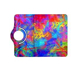 Colour Chaos  Kindle Fire Hd (2013) Flip 360 Case