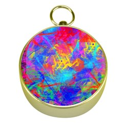 Colour Chaos  Gold Compass