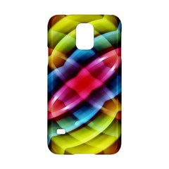 Multicolored Abstract Pattern Print Samsung Galaxy S5 Hardshell Case