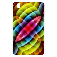 Multicolored Abstract Pattern Print Samsung Galaxy Tab Pro 8 4 Hardshell Case