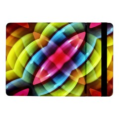 Multicolored Abstract Pattern Print Samsung Galaxy Tab Pro 10.1  Flip Case