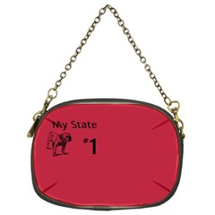 State Champ  Chain Purse (two Sided)