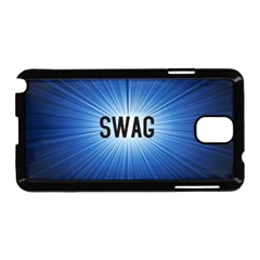 Swag Samsung Galaxy Note 3 Neo Hardshell Case (Black)
